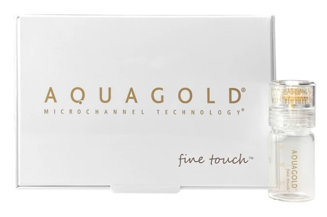 AQUAGOLD Fine Touch for exosome hair therapy