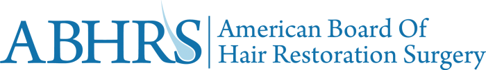 The American Board of Hair Restoration Surgery